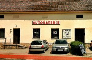 Prodej autobaterii - prodejna Sviadnov